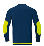 JAKO Keepershirt Striker 2.0 navy-lemon _